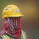 Hard Hat Fashion by phil decocco