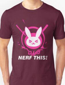Overwatch Nerf This  Unisex T-Shirt