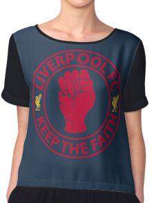 Liverpool FC - Keep The Faith Chiffon Top