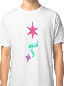 My little Pony - Starlight Glimmer + Twilight Sparkle Cutie Mark V2 Classic T-Shirt