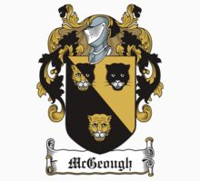 McGeough Coat of Arms (Armagh, Ireland) by coatsofarms