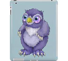 Baby Owlbear D&D Monster iPad Case/Skin