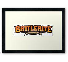battlerite Framed Print