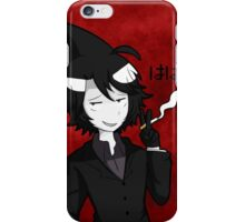 the orca iPhone Case/Skin