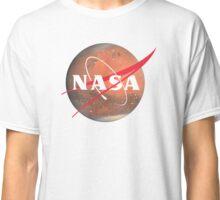 NASA Logo - Mars Classic T-Shirt