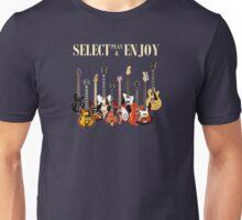 Select play & enjoy Unisex T-Shirt