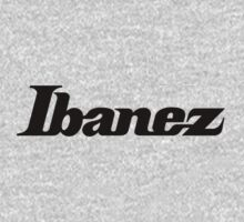 Ibanez black One Piece - Short Sleeve