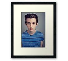 Troye Sivan Framed Print