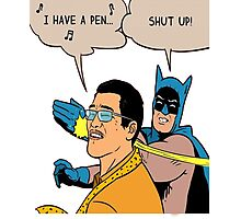ppap funny Photographic Print