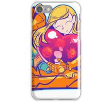 Heart-Shaped Metroid iPhone Case/Skin