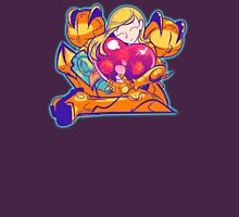 Heart-Shaped Metroid Unisex T-Shirt