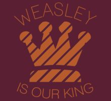 Weasley is our King by CuteCrazies