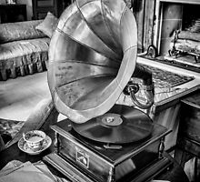 His Master's Voice by Colin Metcalf