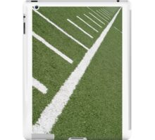 Football Lines iPad Case/Skin