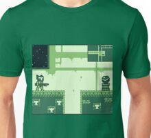 GAMEBOY SPACE HERO Unisex T-Shirt