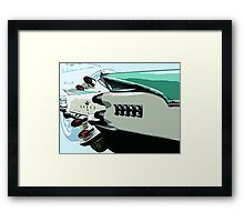 Fifty-nine Framed Print