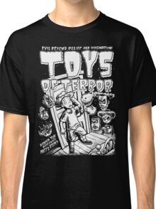 Toys Of Terror Halloween Horror Classic T-Shirt