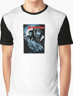 Juice Movie Poster Graphic T-Shirt