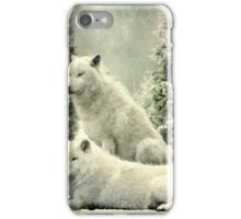 wolfpack iPhone Case/Skin