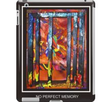 No perfect memory by Darryl Kravitz iPad Case/Skin