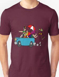 Beach Trip Travel Unisex T-Shirt