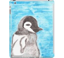 baby penguin iPad Case/Skin