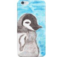 baby penguin iPhone Case/Skin