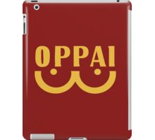 OPPAI - One Punch Man iPad Case/Skin