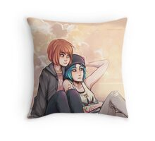 Pricefield Throw Pillow