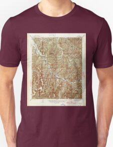 USGS TOPO Map Arkansas AR St Paul 260305 1946 62500 Unisex T-Shirt