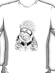 NARUTO: Naruto Kakashi Impression  T-Shirt