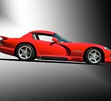 Dodge Viper RT 10 'Studio' by DaveKoontz