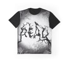 Raven Read Graphic T-Shirt