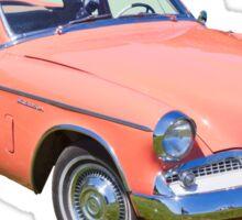 1961 Studebaker Hawk Coupe Classic Car Sticker