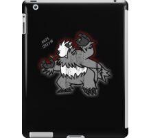 Pangoro Distressed Style iPad Case/Skin