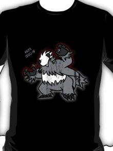 Pangoro Distressed Style T-Shirt