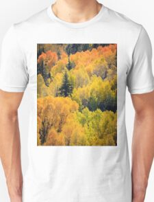 Autumn Abstract T-Shirt
