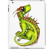 Baby Green Dragon iPad Case/Skin