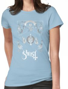 Ghost - Papa Emeritus Womens Fitted T-Shirt
