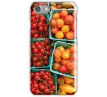 Tomatoes 3 iPhone Case/Skin
