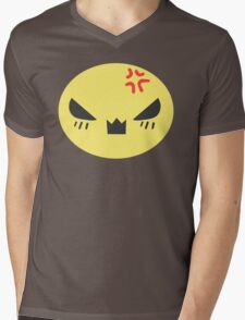 Angry Candy Mens V-Neck T-Shirt