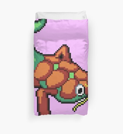 RUSTMONSTER Duvet Cover