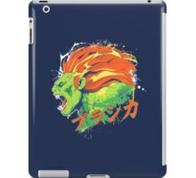 Street Fighter II - Blanka iPad Case/Skin