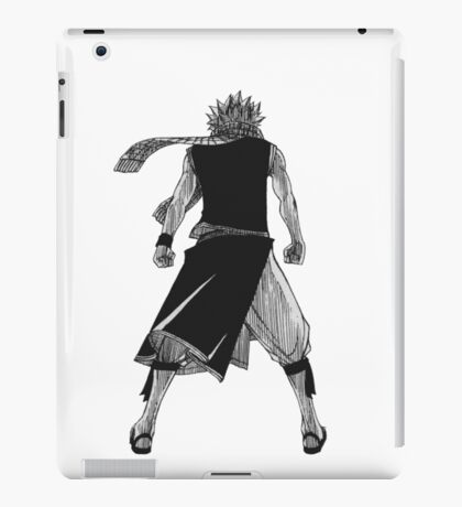 FAIRY TAIL: Angry Natsu Manga iPad Case/Skin