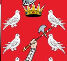 McNally Coat of Arms (Irish) Sticker