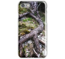 Roots and Limestone iPhone Case/Skin