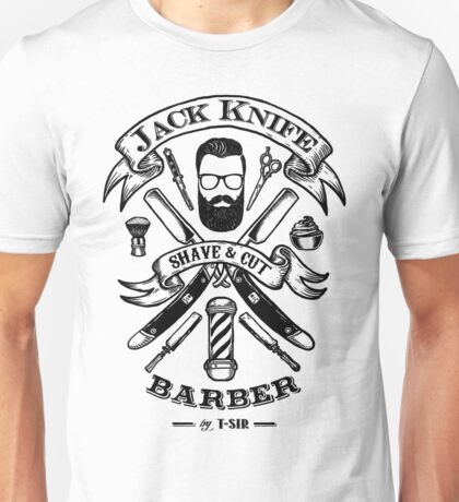 Jack Knife Unisex T-Shirt