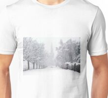 Off To Church.......!! Unisex T-Shirt