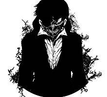 TOKYO GHOUL: Masked Kaneki Manga by TeemoTaylor