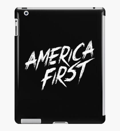 America Fist! iPad Case/Skin